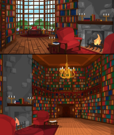 Library concept